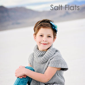 Salt Flats Button