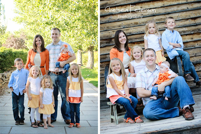 Fall Family Photography Utah