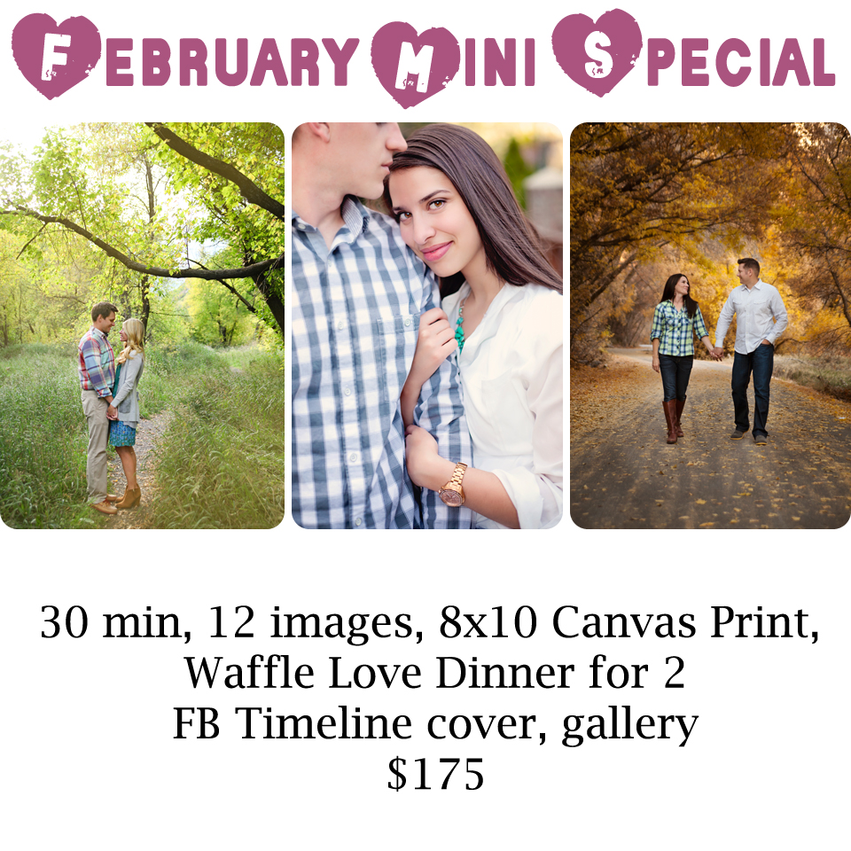 Feb Date Night Special